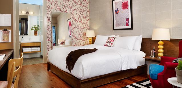 The Heywood Hotel Austin