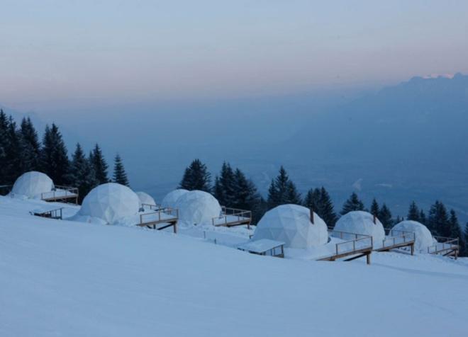 Whitepod, Switzerland