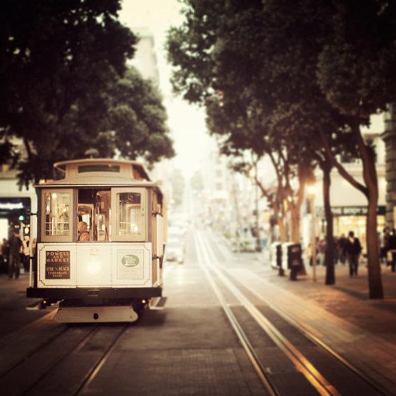 Cable Car San Fran